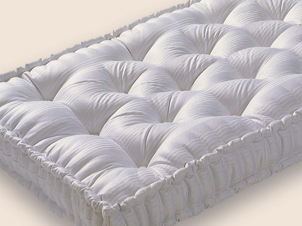 Materasso tradizionale in lana